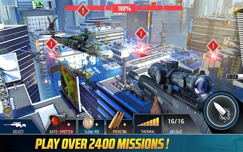 screenshot of Kill Shot Bravo: Free 3D Shooting Sniper Game version 6.6