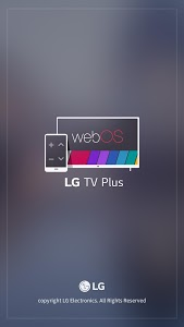 screenshot of LG TV Plus version 4.5.2