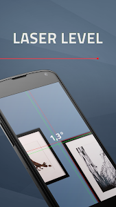 screenshot of Laser Level version 1.2.02