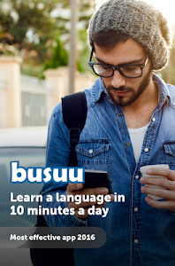 screenshot of busuu - Easy Language Learning version Varies with device