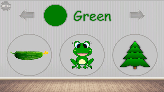 screenshot of Colors for Kids, Toddlers, Babies - Learning Game version 2.2.8