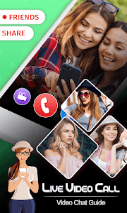 screenshot of Live Video Call and Chat Guide - Random Video Chat version 1.4