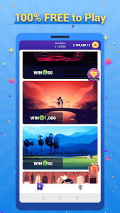 screenshot of Lucky Lucky-Win Rewards Every Lucky Day, Lucky Win version 1.3.3