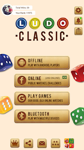 screenshot of Ludo Classic version 42.1