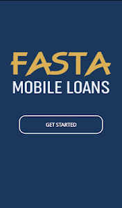 screenshot of Fasta Loans version 1.5