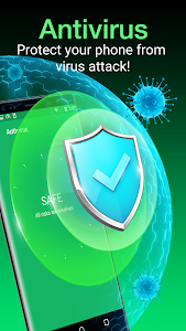 screenshot of MAX Cleaner - Antivirus, Booster, Phone Cleaner version 1.3.0