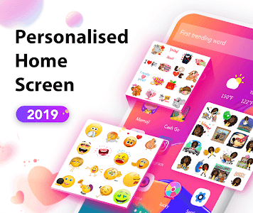 screenshot of Magic Launcher - Memoji & 3D Theme, Live Wallpaper version 1.9.3