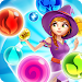 Magic Witch Pop-Bubble Shooter