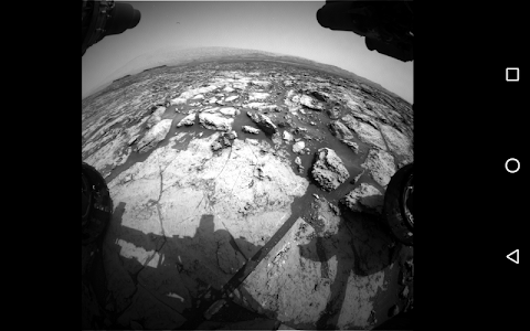 screenshot of MarsRovers: Curiosity version 1.0.14
