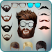 Men beard photo editor Mustache : Hairstyle salon