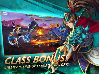 screenshot of Mobile Legends: Adventure version 1.1.20