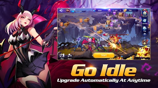 screenshot of Mobile Legends: Adventure version 1.1.46