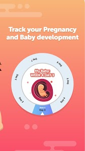 screenshot of Motherhood, Parenting & Baby Guide version 2.3.1