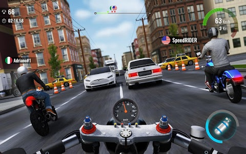 screenshot of Moto Traffic Race 2: Multiplayer version 1.17.06