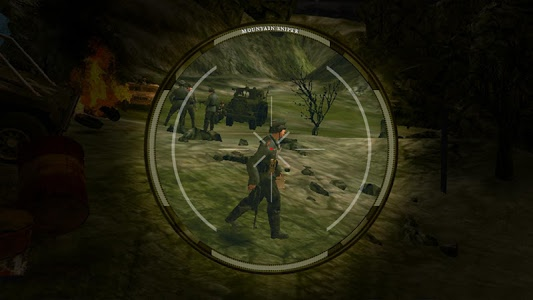 screenshot of Mountain Sniper Shooting 3D version 5.7