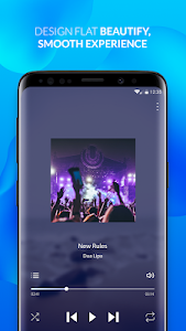 screenshot of Music player - Mp3 player for Galaxy S9 version 3.8.0.0