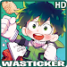 My Anime Stickers ! WAStickerApps for Whatsapp