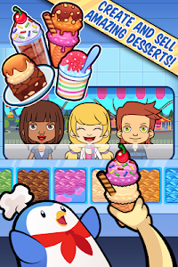 screenshot of My Ice Cream Truck - Make Sweet Frozen Desserts version 1.2