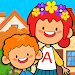 Download My Pretend Home & Family - Kids Play Town Games! 2.6 APK