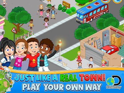 screenshot of My Town : Discovery version 1.9.24