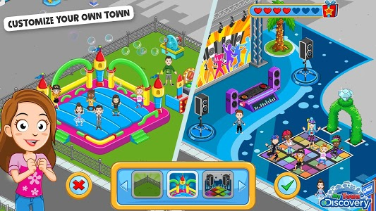 screenshot of My Town : Discovery Pretend Play version 1.17.3