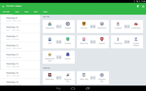 screenshot of Onefootball Live Soccer Scores version 8.8.0