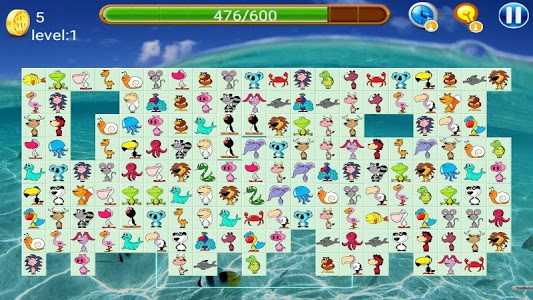 screenshot of Onet Connect Animal 2019 version 1.0