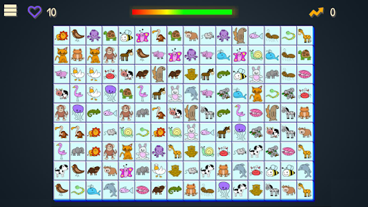 screenshot of Onet Connect Animal Classic HD version 2.1