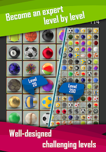 screenshot of Onnect - Pair Matching Puzzle version 2.3.0