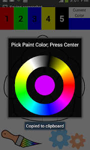 screenshot of Paint By Number version 1.4.1