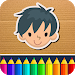 Download Painting game for little boys 4.23 APK