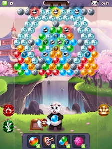 screenshot of Panda Pop version 5.4.020