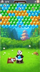 screenshot of Panda Pop! Bubble Shooter Saga | Blast Bubbles version 8.6.104