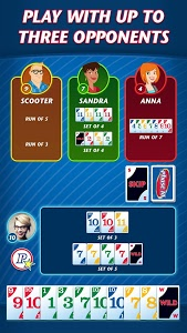 screenshot of Phase 10 - Play Your Friends! version 3.3.4