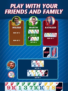 screenshot of Phase 10 - Play Your Friends! version 3.0.2
