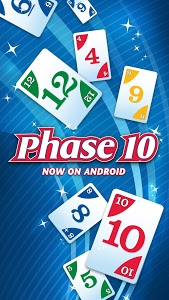 screenshot of Phase 10 - Play Your Friends! version 3.1.1.1