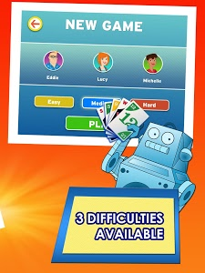screenshot of Phase 10 - Play Your Friends! version 2.2.0