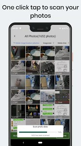screenshot of Photo Recovery version 1.6.5
