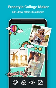 screenshot of PhotoGrid: Video & Pic Collage Maker, Photo Editor version 6.67