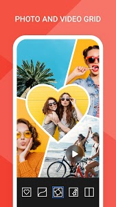screenshot of PhotoGrid: Video & Pic Collage Maker, Photo Editor version 7.35