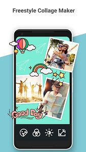 screenshot of PhotoGrid: Video & Pic Collage Maker, Photo Editor version 6.96