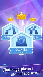 screenshot of Piano Tiles 2™ version 3.1.0.1132