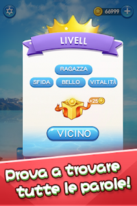 screenshot of Pile Di Parole version 1.0.17