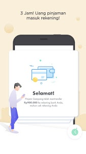 screenshot of Pinjam Gampang version 1.1.4