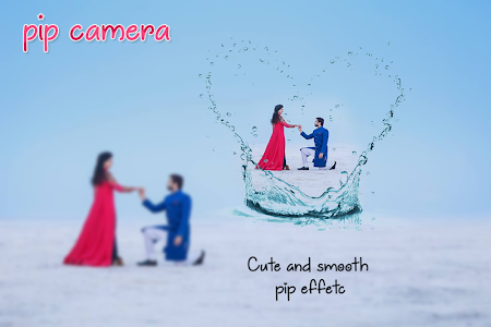 screenshot of PIP Camera version 4.2.2