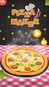 screenshot of Spicy Pizza Maker Hut: Pizza Games for Kids version 1.0.5