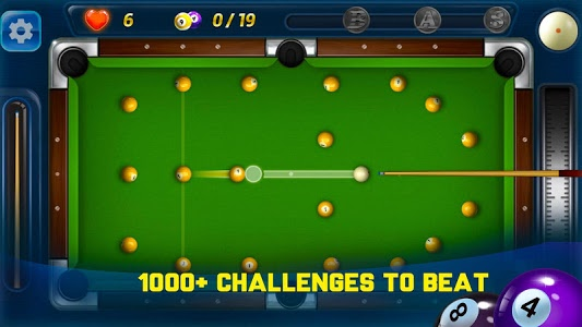 screenshot of Pool Ball Nation version 1.0.51