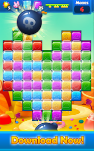 screenshot of Pop Cubes version 1.0002