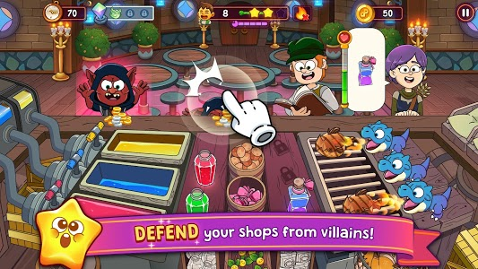 screenshot of Potion Punch 2: Fantasy Cooking Adventures version 1.1.12