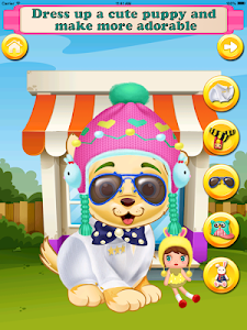 screenshot of Puppy Pet Daycare - Pet Puppy salon For Caring version 36.0